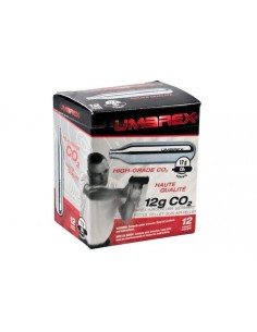 Tanques Umarex de Co2 12gr...